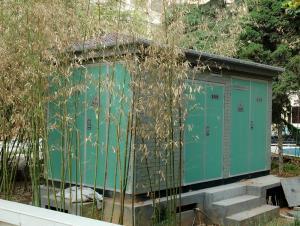 工程·中央花园箱式变电站工程